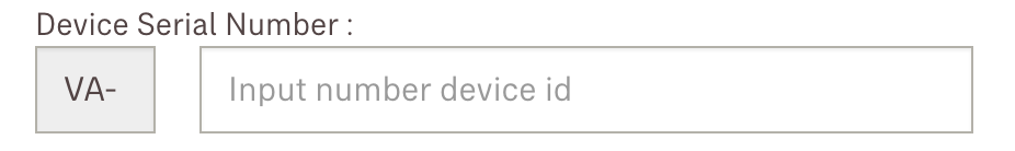token device number